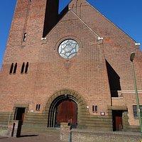 Antonius Abtkerk;architectuur uit 1927,architecten J.&P.Cuypers