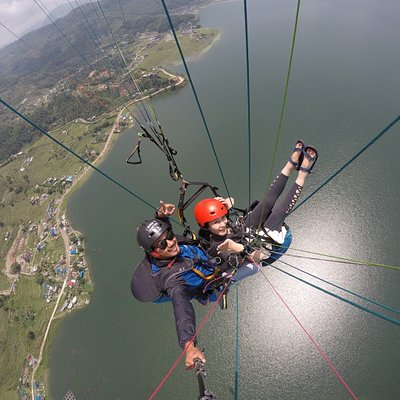 Dragonfly Paragliding Nepal