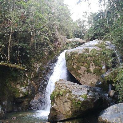 Catarata San Andres