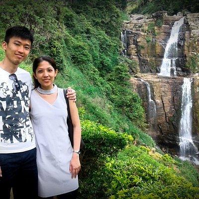 Journey to travel NuwaraEliya from kandy