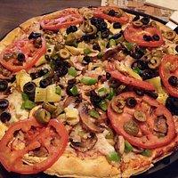 Vegan Pizza, Fantastic