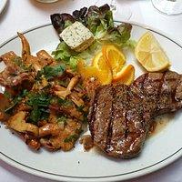 Das beste italienische Restaurant in Tegel.