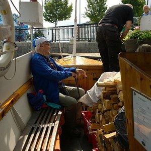 Ombord på Gerda