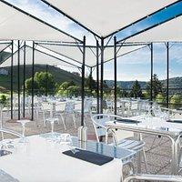 Notre terrasse panoramique, vue sur la vallée de La Bresse