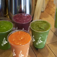 Healthy or sweet, they have a smoothies for everyone.