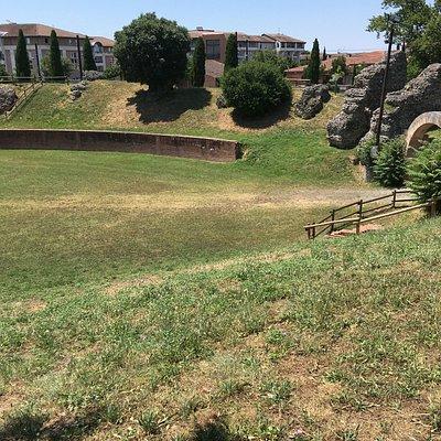 Romain amphiteater, Toulouse
