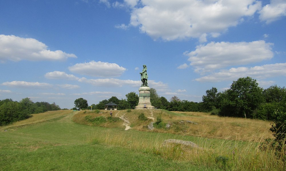 Statue of Vercingetorix