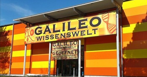 Galileo Wissenswelt Rügen. Ein interaktives Museum.