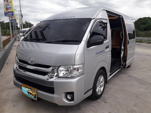 Travel with comfort with our VIP vans