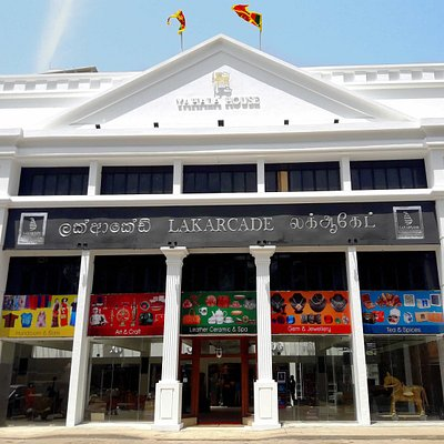 Our Flagship Showroom at Colombo, Sri Lanka
