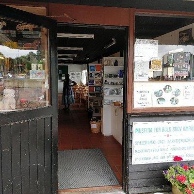 Spillemands- Jagt Og Skovbrugsmuseet