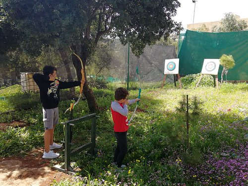 Archery - Mountain Breeze Resort
