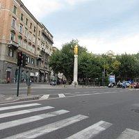 Monumento alla Madonna Immacolata