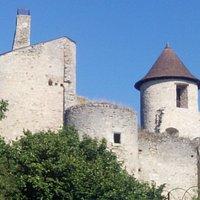 Le château d'Ingrandes à 100m du musée
