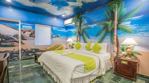 All new 3D rooms at Mandarin Boutique Resort by Fun N Food Village