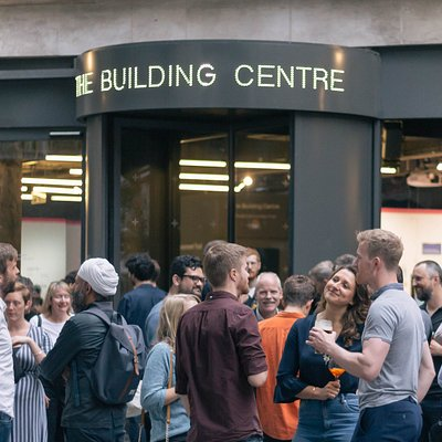 Store Street Social at The Building Centre