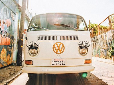 Pearl- the mothership VW '68