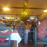 Lomo Alto restaurant.
