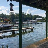 Lots of dock space