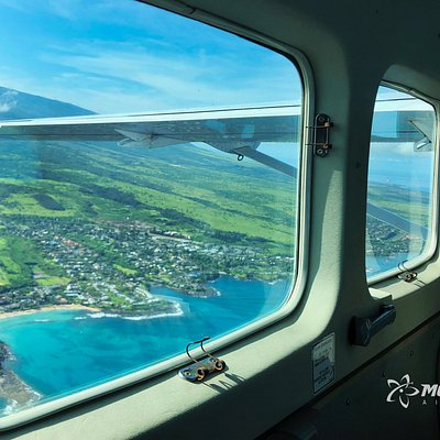 View from Cessna Grand Caravan