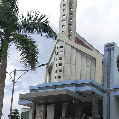 Tac Say Church (Nhà Thờ Tắc Sậy
