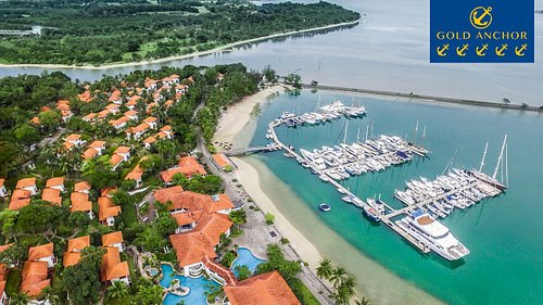 Aerial Photo of Nongsa Point Marina & Resort
