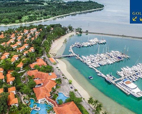 Aerial Photo of Nongsa Point Marina & Resort