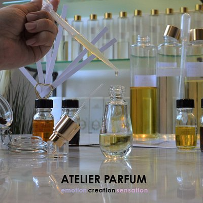Be a perfumer for a day