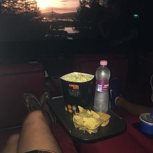 Arena Cinema City VIP nézőtér