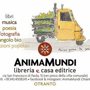 AnimaMundi Libreria e Casa Editrice a Otranto