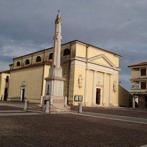 Salzano Parish Church & St Pius X Museum