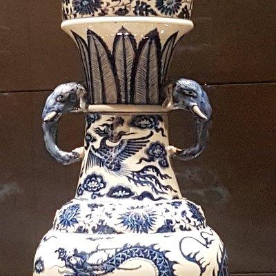 The 'David' vases