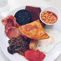 Quick and plenty breakfast