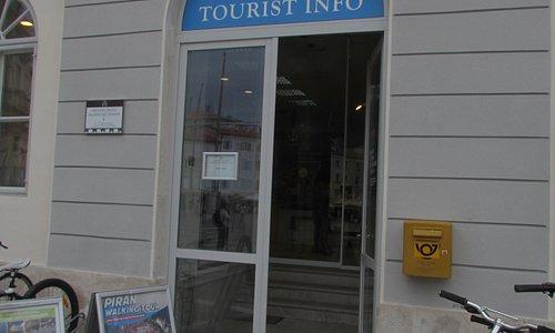 Piran Tourist Information Centre