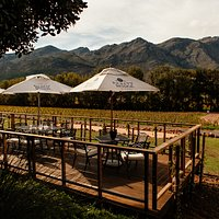 Enjoy the African sun, while sipping your way through our award winning wines.