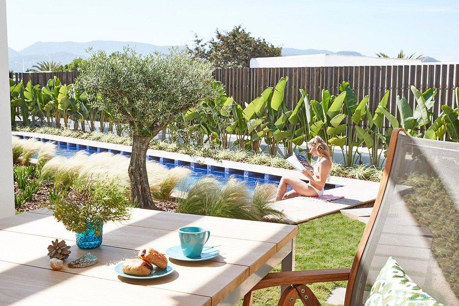 Habitaciones del 7Pines Resort Ibiza