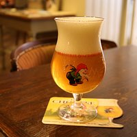 Mmmmm. Lovely Chouffe.
