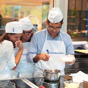 Ateliers culinaires Le Cordon Bleu Paris