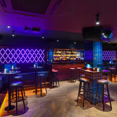 Seating areas available to reserve, head to our website for more info!