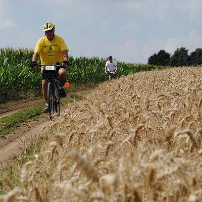 Bike the breadbasket of Bulgaria