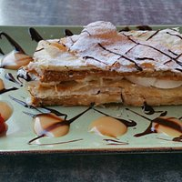 The world's biggest mille-feuille
