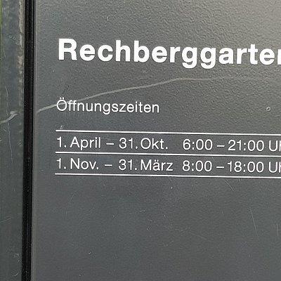 Rechberggarten
