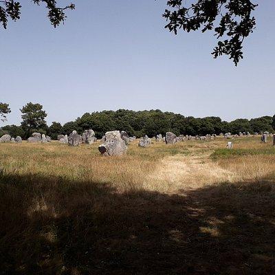 Site mégalithique de Kerlescan