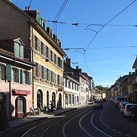 Rue principale du Vieux Carouge