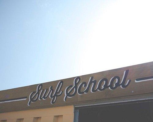 école de surf, surfschool, escuela de surf