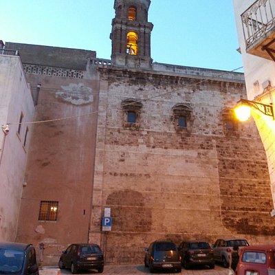 Chiesa e Convento dei Santi Cosma e Damiano
