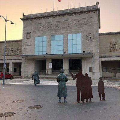 Estacion Maritima de Vigo