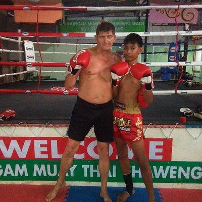 Training Chaweng gym