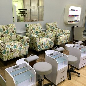 Our new Pedicure station