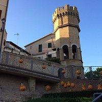 Polverigi:  Torre Dell'Acquedotto